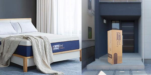 colchón viscoelástico con memoria BedStory oferta