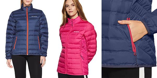 Columbia Lake 22 chaqueta de plumas chollo