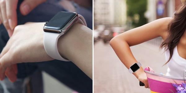 Correas Apple Watch de silicona chollazo en Amazon