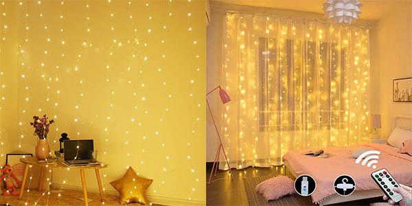 Cortina de luces LED UrMsun