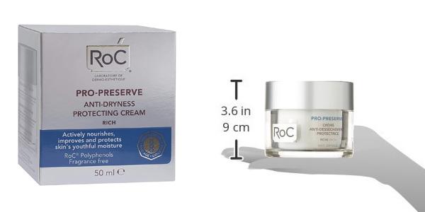 Crema nutritiva ROC Pro Preserve textura rica de 50 ml chollo en Amazon