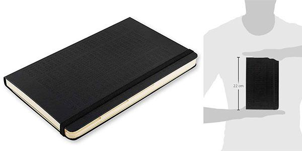 Cuaderno de viajes Moleskine S36255 de 240 páginas barato