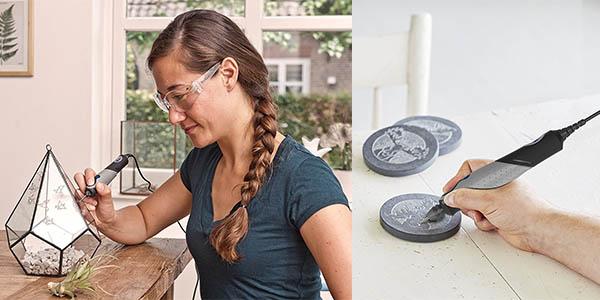Dremel 2050 Stylo Plus herramienta para manualidades y trabajos sobre cristal y madera oferta
