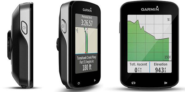 GPS táctil Garmin Edge 820 con accesorios barato
