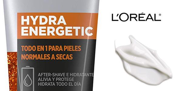 L'Oréal Paris Men Expert Todo en 1 - After shave + Crema hidratante para hombres 75 ml chollo en Amazon