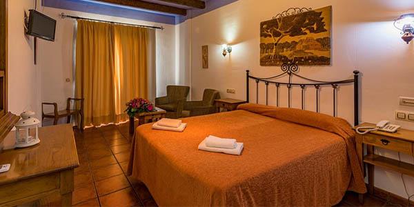 Hotel Almazara Frigiliana relación calidad-precio