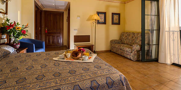 Hotel Villa Frigiliana Barato