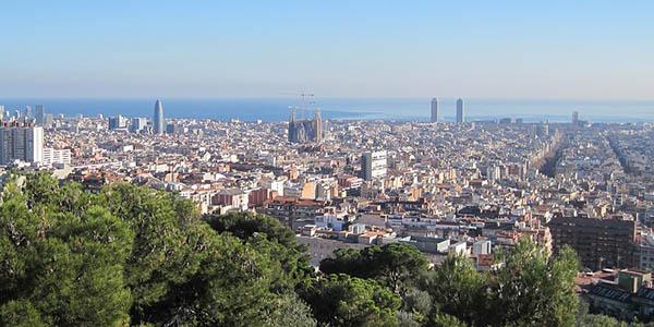 hoteles y apartamentos baratos Barcelona