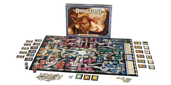 juego de estrategia infantil Dungeon chollo