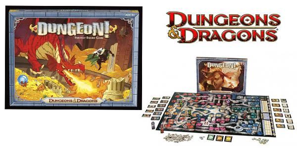 juego de mesa Dungeon! barato