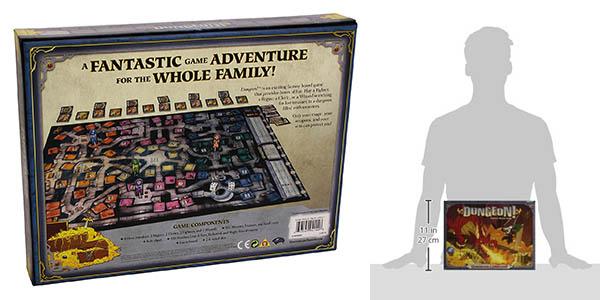 juego de mesa y rol Dungeon! oferta