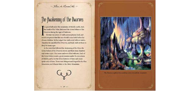Libro ilustrado Tolkien: An Illustrated Atlas by David Day chollazo en Amazon