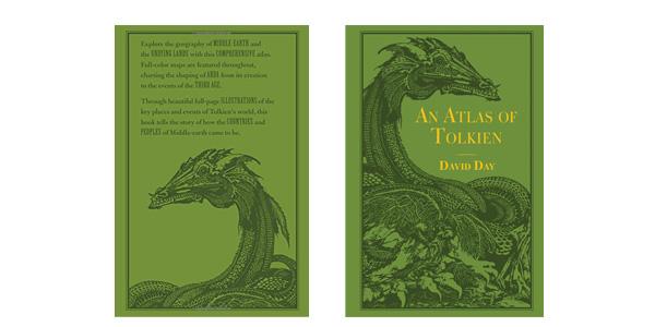 Libro ilustrado Tolkien: An Illustrated Atlas by David Day barato en Amazon