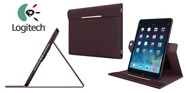 Logitech funda Apple iPad mini y Air barata