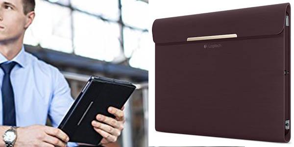 Logitech Turnaround funda para iPad chollo