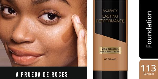 Base maquillaje Max Factor Lasting Performance barata