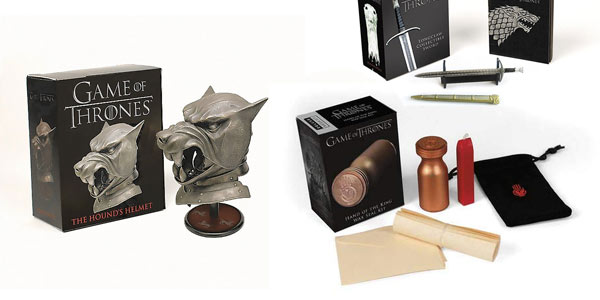 Mini figuras Game Of Thrones en oferta en Amazon