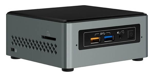 MiniPC Intel NUC 5CPYH (Celeron J3455)