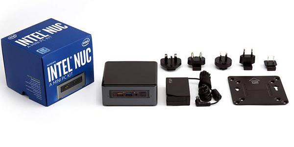 Barenone Intel NUC 5CPYH barato