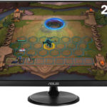 Monitor LED IPS ASUS VC239HE de 23""