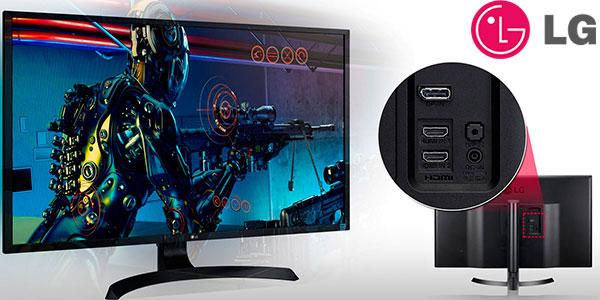 "Monitor LG 32UD59 4K UHD LED de 32"" en oferta"