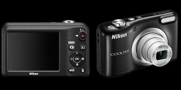 Nikon COOLPIX A10 en oferta en Amazon