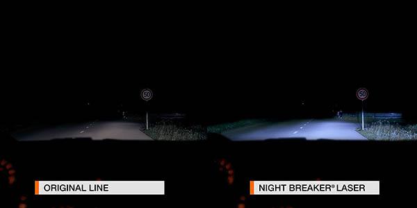 OSRAM Night Breaker Laser H4 faros para coche pack chollo