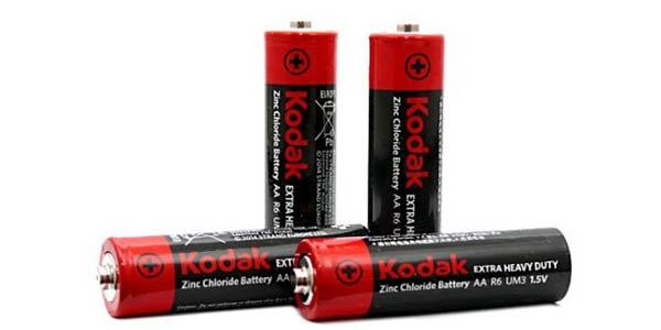 Pilas Kodak r6 AA de 1,5V baratas