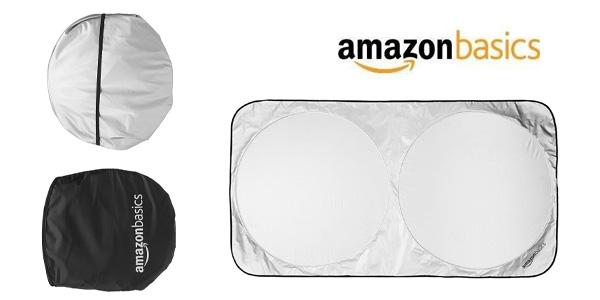 Parasol extragrande AmazonBasics barato en Amazon