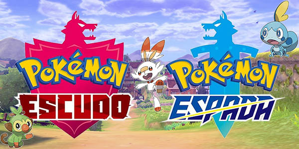 Pokémon Espada y Pokémon Escudo para Nintendo Switch