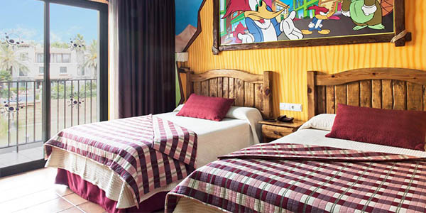PortAventura hotel con entradas incluidas chollo