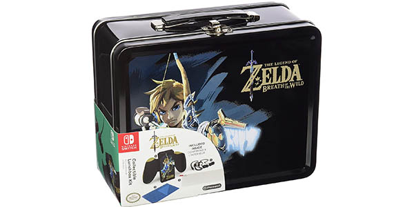 Lunch Box Zelda Breath of the Wild con descuento