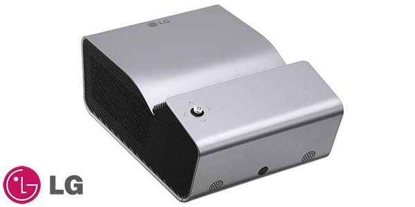 Proyector LED portátil LG PH450UG de tiro ultra corto