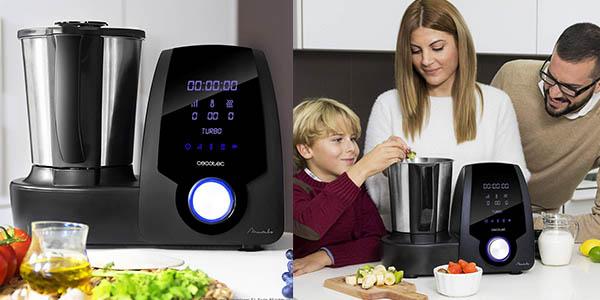 robot de cocina programable Cecotec Mambo relación calidad-precio estupenda