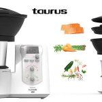 Robot de cocina Taurus Mycook One con vaporera barato
