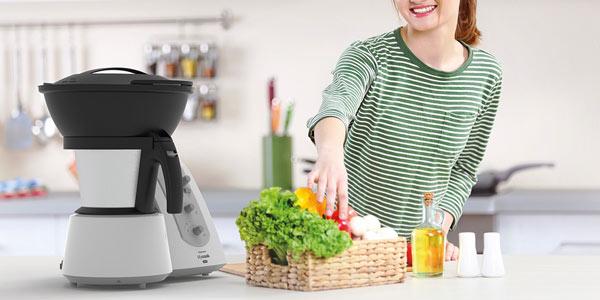 Robot de cocina Taurus Mycook One con vaporera al mejor precio