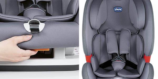 silla de coche con reductor para bebés Chicco YOUniverse con relación calidad-precio estupenda