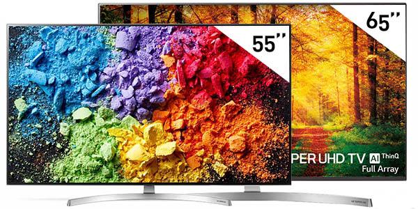 """Smart TV LG SK8500 UHD 4K HDR de 55'' o 65"""""""