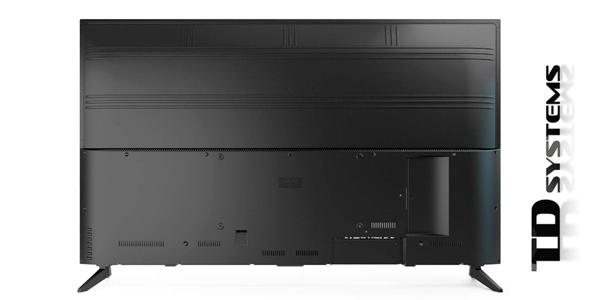 "Smart TV TD Systems K55DLY8US UHD 4K HDR10 de 55"" chollazo en Amazon"