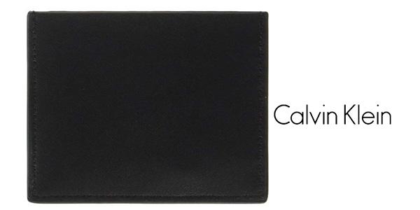Tarjetero Calvin Klein K50K503571 ANDREW CARDHOLDER chollazo en Amazon