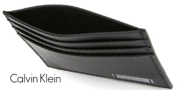 Tarjetero Calvin Klein K50K503571 ANDREW CARDHOLDER chollo en Amazon
