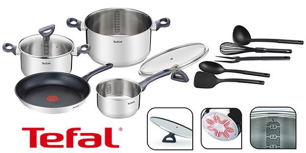 Tefal Daily Cook conjunto de ollas y sartenes barato