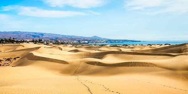 viaje a Gran Canaria en verano barato abril 2019