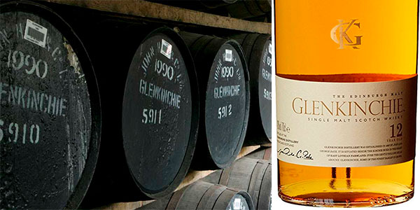 Whisky escocés Glenkinchie de 12 años (700 ml) barato