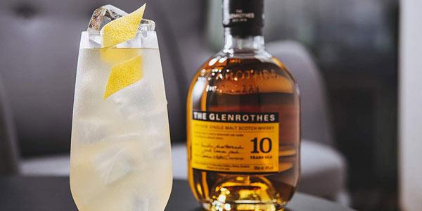 Whisky The Glenrothes 10Y Single Malt en oferta en Amazon