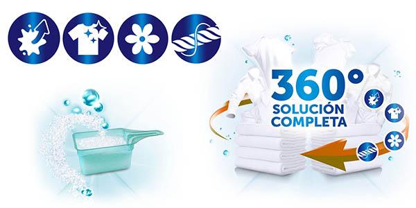 Wipp Express detergente en polvo para ropa caja de gran formato chollo
