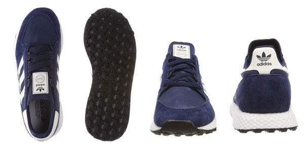 Zapatillas Adidas Forest Grove para hombre en oferta en Amazon