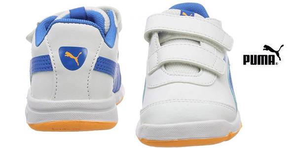 Zapatillas deportivas Puma Stepfleex 2 SL V para niños chollo en Amazon
