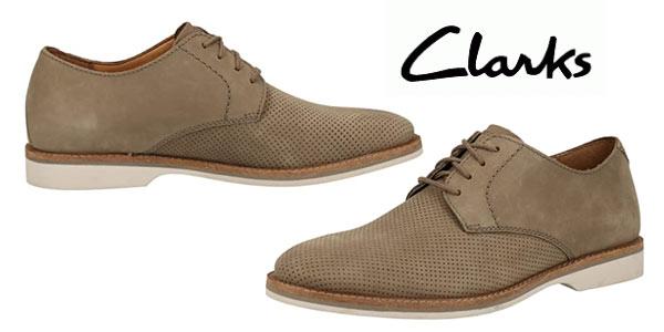 Zapatos Clarks Atticus Lace baratos en Amazon