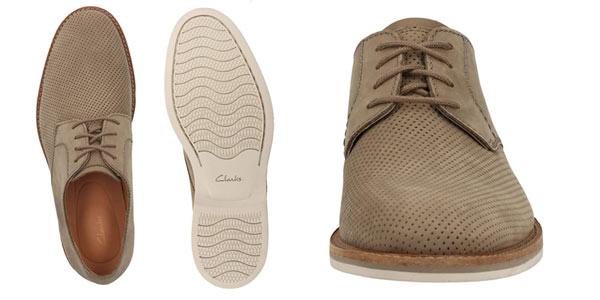 Zapatos Clarks Atticus Lace en oferta en Amazon